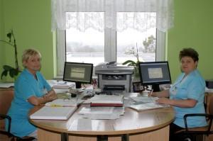 Sekretariat Oddziałów: Ginekologiczno-Położniczego i Neonatologicznego