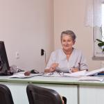 Pielęgniarka Przełożona Halina Mozalewska