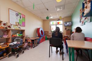 Oddział Pediatryczny, świetlica dla dzieci