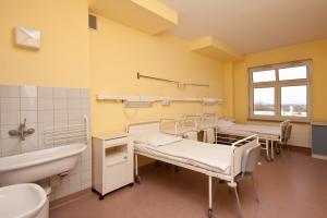 Oddział Położnictwa, sala chorych
