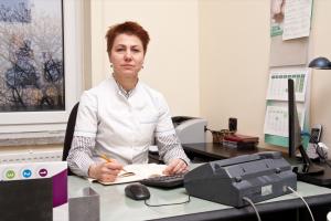 Kierownik Zakładu Diagnostyki Laboratoryjnej mgr Lilla Rejek