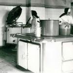kuchnia klasztorna z lat międzywojennych